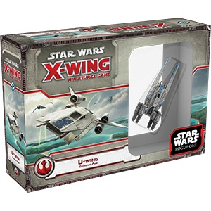 Star Wars X-Wing - U-wing Expansion Pack