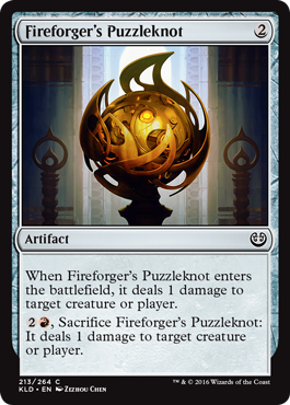 Fireforgers Puzzleknot