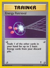 Energy Retrieval - 107/110 - Uncommon