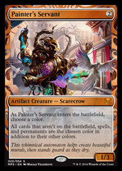 Painter's Servant - Foil (MPS)