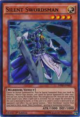 Silent Swordsman - DPRP-EN001 - Ultra Rare - 1st Edition