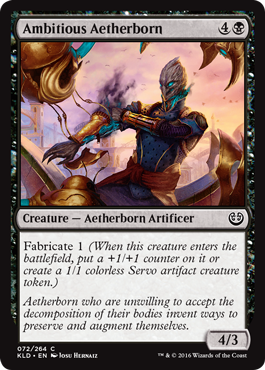 Ambitious Aetherborn