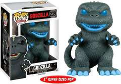 Movies Series - #239 - Godzilla (Atomic Breath) (Godzilla)