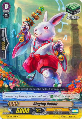 Ringing Rabbit - G-BT08/064EN - C