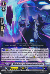 Witch Doctor of the Seven Seas, Raistutor - G-BT08/091EN - C
