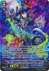 Vampire Princess of Night Fog, Nightrose - G-BT08/S30EN - SP
