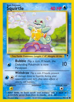 Squirtle - 95/110 - Common
