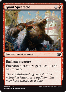 Giant Spectacle - Foil