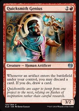 Quicksmith Genius - Foil
