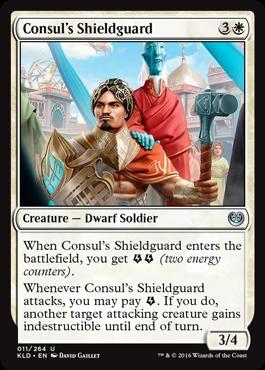 Consuls Shieldguard - Foil
