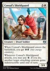 Consul's Shieldguard - Foil