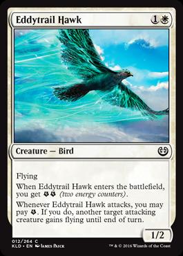 Eddytrail Hawk - Foil