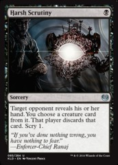 Harsh Scrutiny - Foil