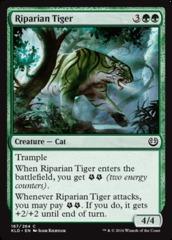 Riparian Tiger - Foil