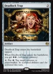 Deadlock Trap - Foil