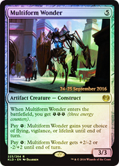 Multiform Wonder (Kaladesh Prerelease Foil)