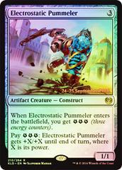 Electrostatic Pummeler - Foil - Prerelease Promo