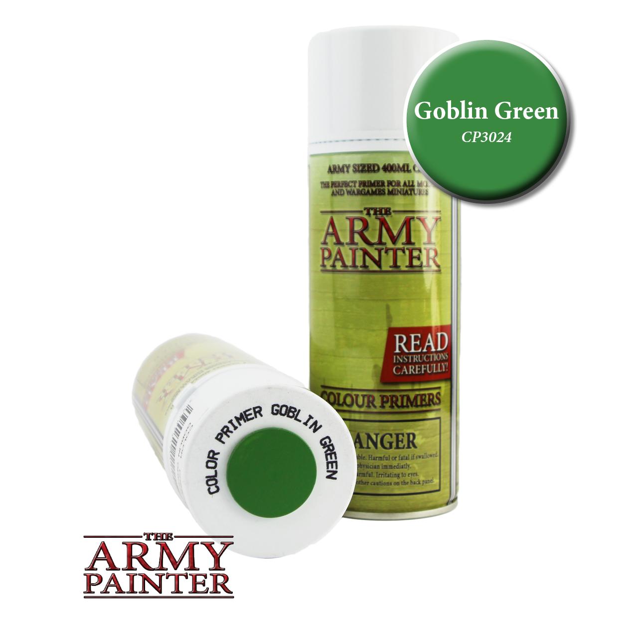 Colour Primer: Goblin Green