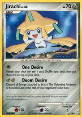 Jirachi - 31/146 - Rare on Channel Fireball