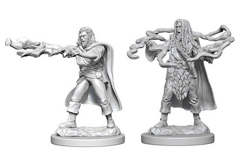 Nolzurs Marvelous Miniatures - Human Sorcerer