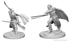 Dungeons And Dragons: Nolzur's Marvelous Unpainted Miniatures - Elf Ranger (Male)