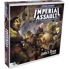 Star Wars Imperial Assault: Jabba`s Palace Campaign Expansion © 2016 FFGSW132