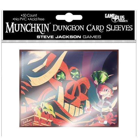 MUNCHKIN: DUNGEON CARD SLEEVES