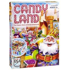 CANDY LAND  (2016)