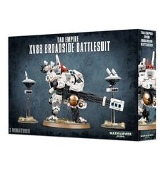 Tau Empire XV88 Broadside Battlesuit (and Drones) ( 56-15 )
