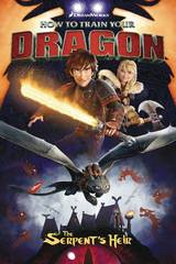 How to Train Your Dragon Trade Paperback Vol 01 Serpent's Heir