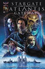 Stargate Atlantis Gateways #3 Main Cvr Pinto