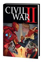 Civil War II Hardcover