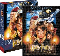Harry Potter and the Sorcerers Stone - 500 Piece Jigsaw Puzzle