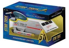 Trivial Pursuit - Star Trek 50th Anniversary Edition