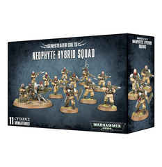 Genestealer Cults Neophyte Hybrid Squad ( 51-57 )