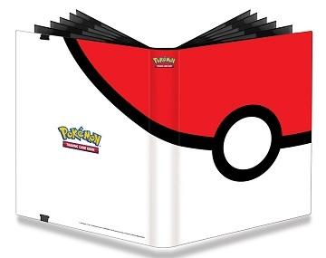 Ultra Pro - Pokemon - Pokeball Full View PRO-Binder - 9 pocket