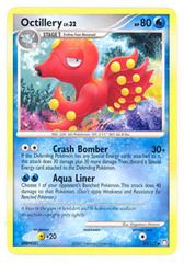 Octillery - 57/123 - Uncommon