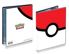 Ultra Pro - Pokemon - Pokeball Binder - 4 pocket