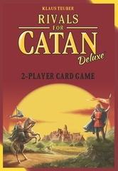 The Rivals for Catan: Deluxe