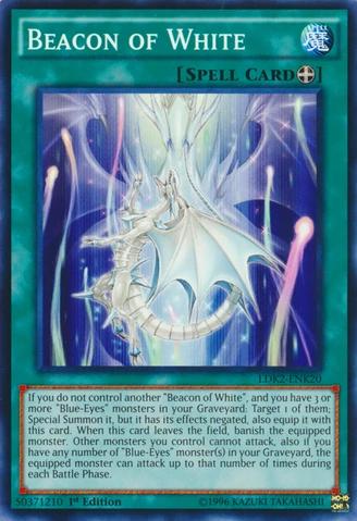 Beacon of White - LDK2-ENK20 - Common - 1st Edition