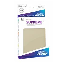 Matte - Sand - Supreme UX (Ultimate Guard) - Small Sleeves - 60ct