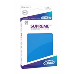 Ultimate Guard - Supreme UX Sleeves Small Size - Royal Blue (60)