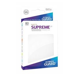 Ultimate Guard - Supreme UX Sleeves Standard Size - Matte - White (80)