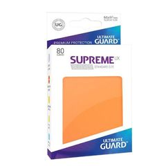 Ultimate Guard - Supreme UX Sleeves Standard Size - Orange (80)