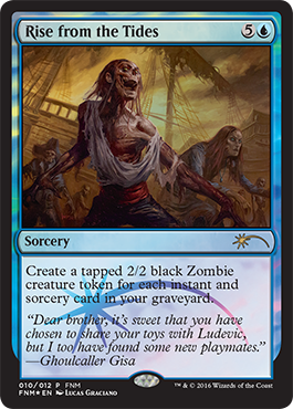 Rise from the Tides - FNM 2016
