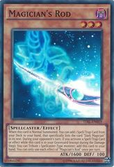 Magician's Rod - TDIL-EN019 - Super Rare - Unlimited Edition