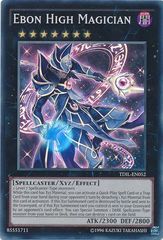 Ebon High Magician - TDIL-EN052 - Super Rare - Unlimited Edition