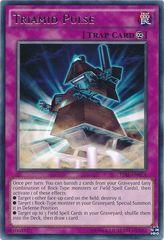Triamid Pulse - TDIL-EN074 - Rare - Unlimited Edition