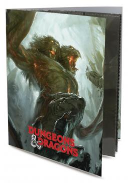 Ultra Pro Character Folio: Dungeons And Dragons - Demogorgon