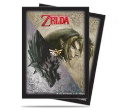 Ultra Pro - The Legend of Zelda: Twilight Princess Deck Protector sleeves 65ct